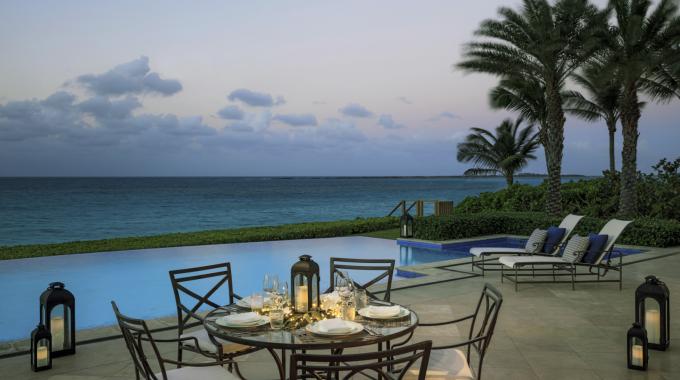 villa-terrace-sunset-four-seasons-bahamas