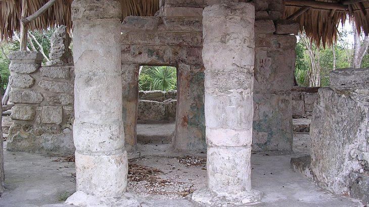 ruins-san-gervasio-cozumel-mexico