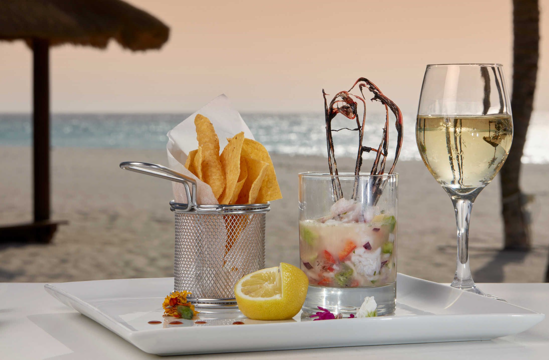 lionfish-ceviche-Elements-Restaurant-Eagle-Beach-Aruba