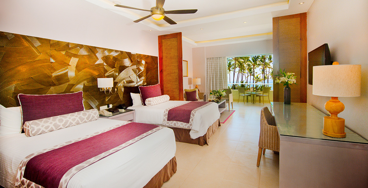 double-bed-suite-dominican-republic