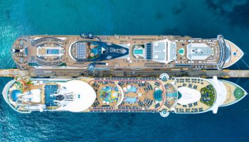 two-cruise-ships-docked