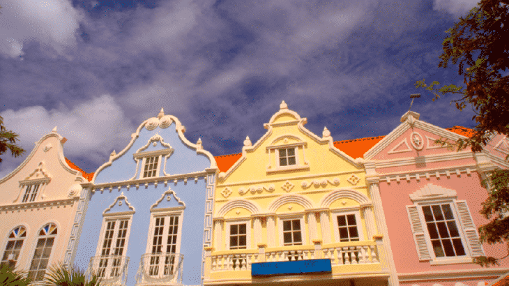 architecture-oranjestad-aruba