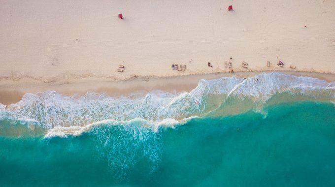 aerial-view-beach-cancun-mexico