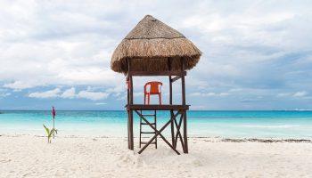lifeguard stand caribbean