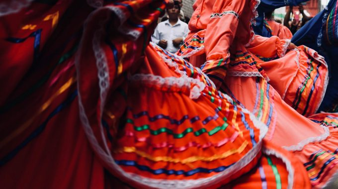 red-dance-skirt-mexico