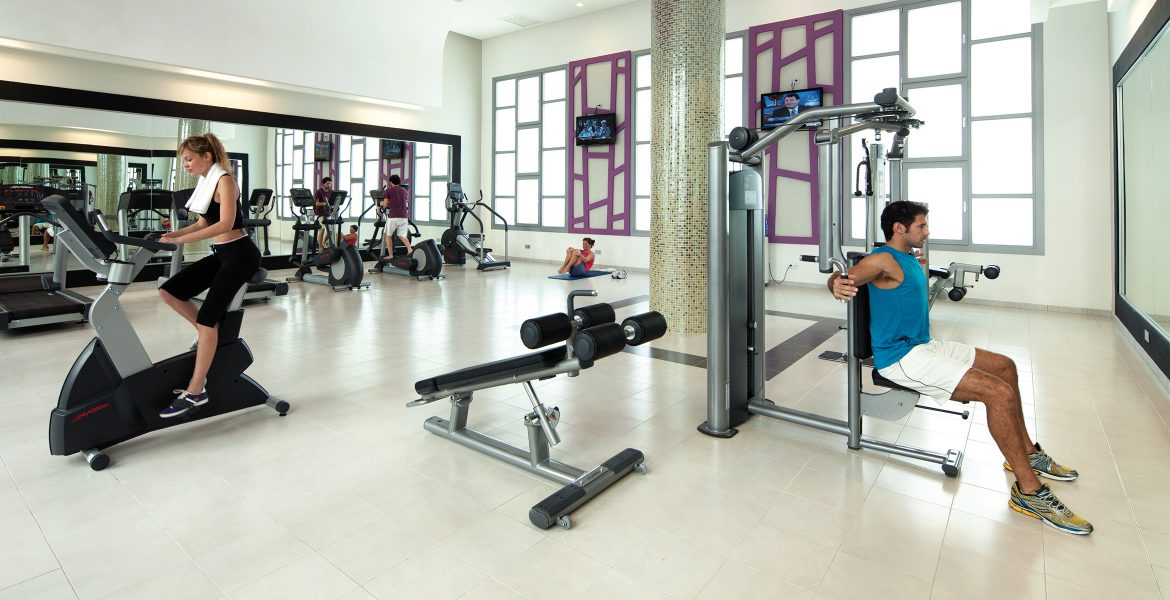 fitness-center-riu-palace-bavaro