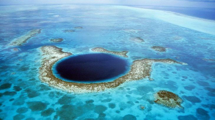 aerial-view-blue-hole