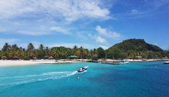 Vacation Like a Secret Agent in the Caribbean
