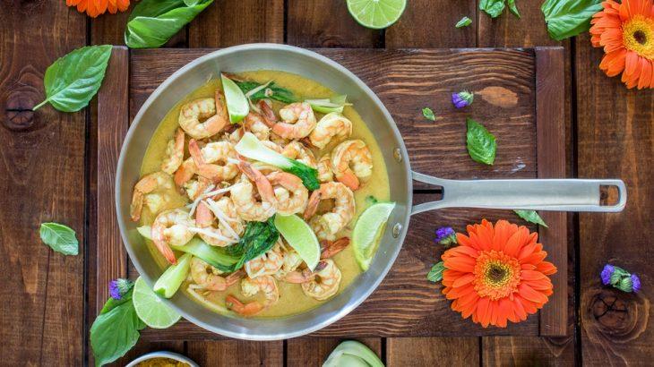 shrimp-pan