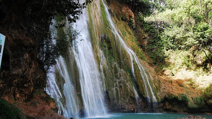 el-limon-waterfall-samana-dominican-republic