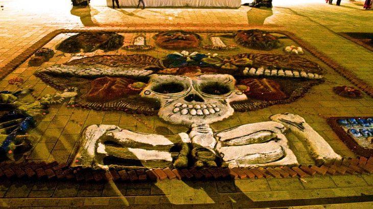 sand-carpet-design-oaxaca-day-dead