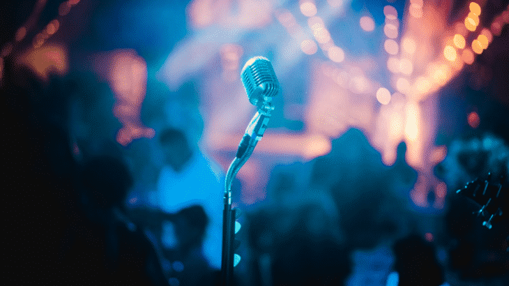 microphone-concert