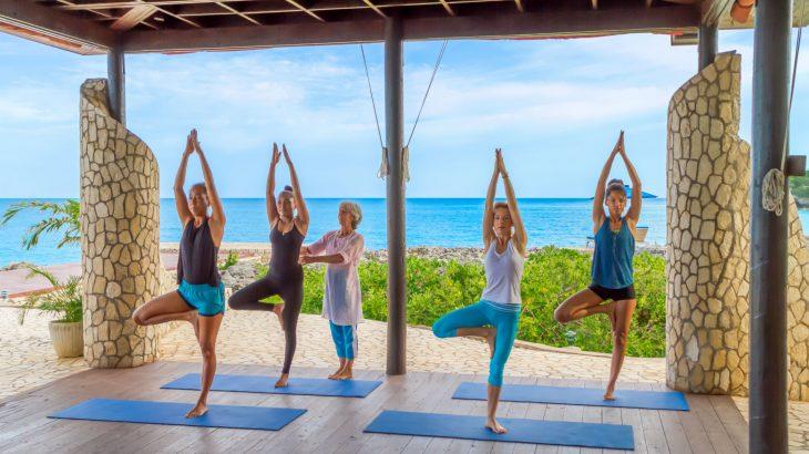 yoga-class-rockhouse-hotel-jamaica