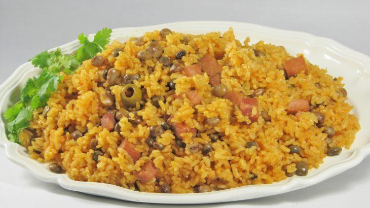 arroz-con-grandules