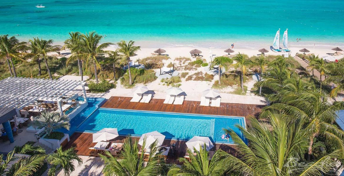 aerial-pool-beach-beaches-resort-turks-caicos