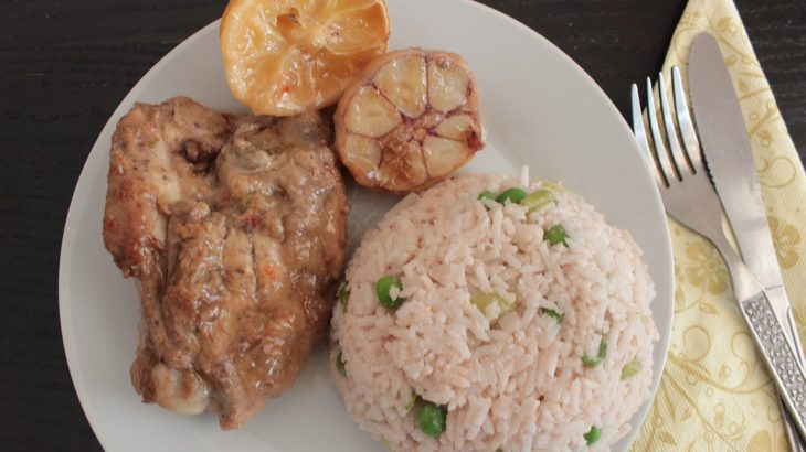 jerk-chicken-coconut-rice