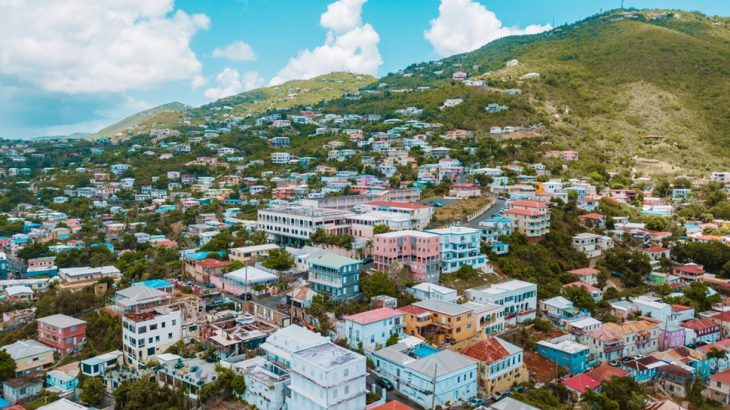 Kronprindsens Gade-Charlotte-Amalie-US-Virgin-Islands