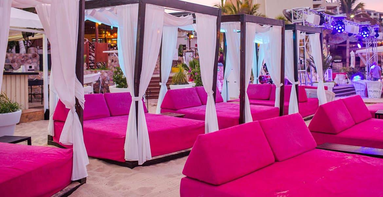 hot-pink-cabana-on-beach
