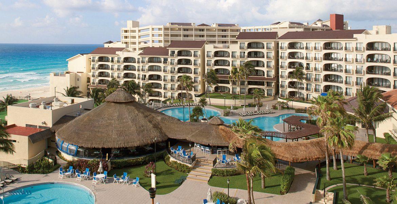 aerial-view-beach-hotel-and-pool-walkway