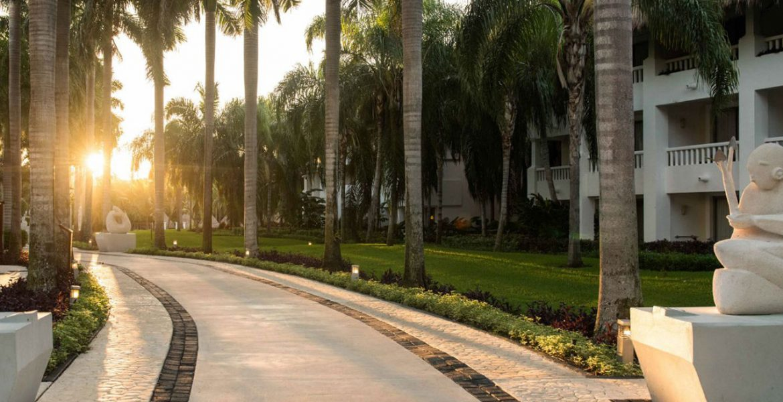resort-pathway-palm-trees