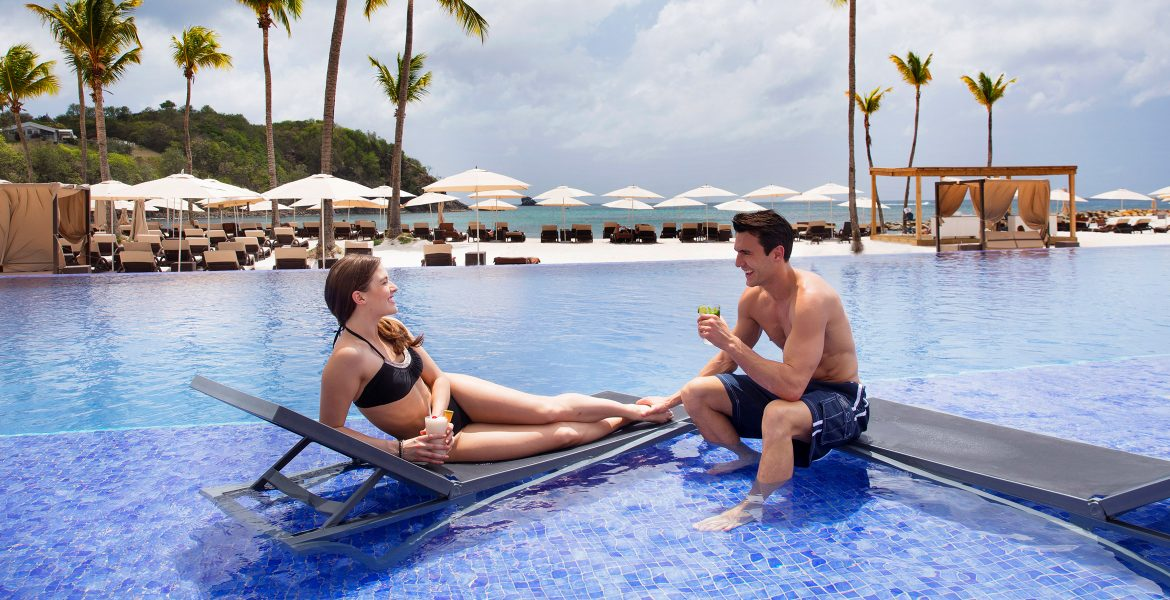 couple-sitting-in-blue-water-pool