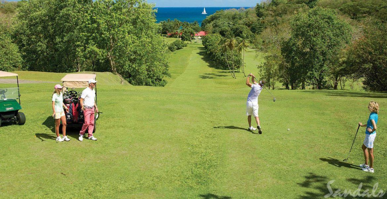 green-golf-course-man-swinging