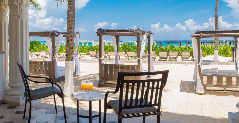 resort-cabana-on-beach-table-chairs