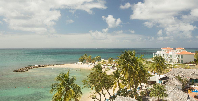 aerial-view-beach-palm-trees-windjammer-landing-st-lucia