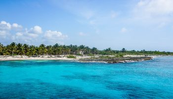 turquoise-water-cozumel-mexico-beach