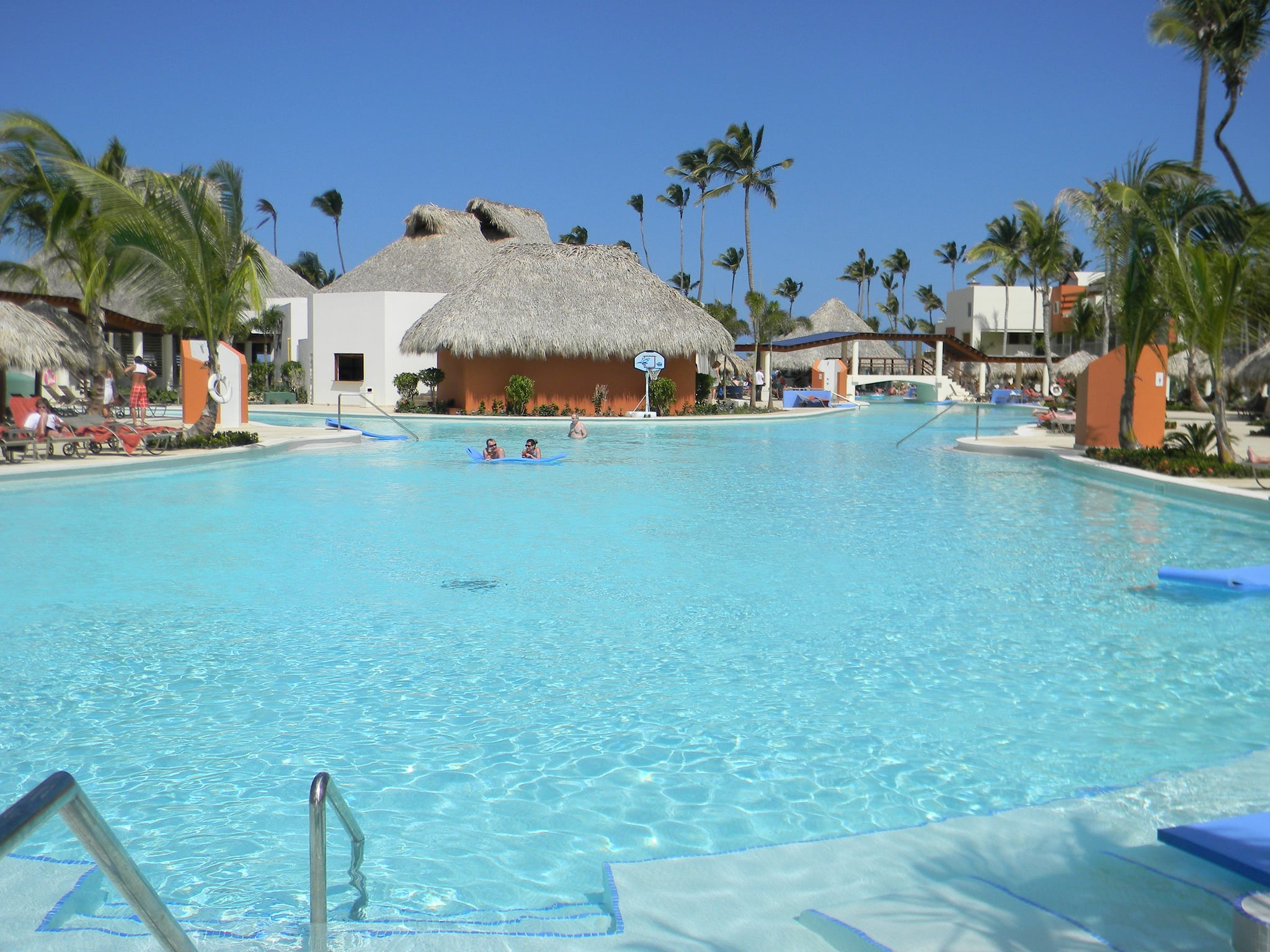 Punta Cana Resort & Spa main pool