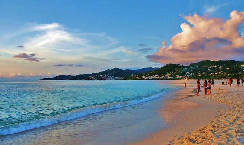 beautiful-beach-colorful-sunset-background-grenada