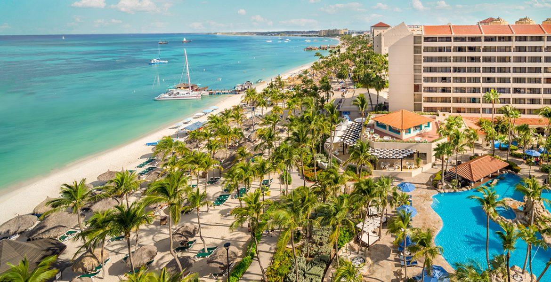 aerial-view-barcelo-aruba-hotel