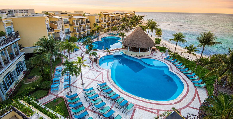 aerial-view-beach-resort-pool-loungers-hut
