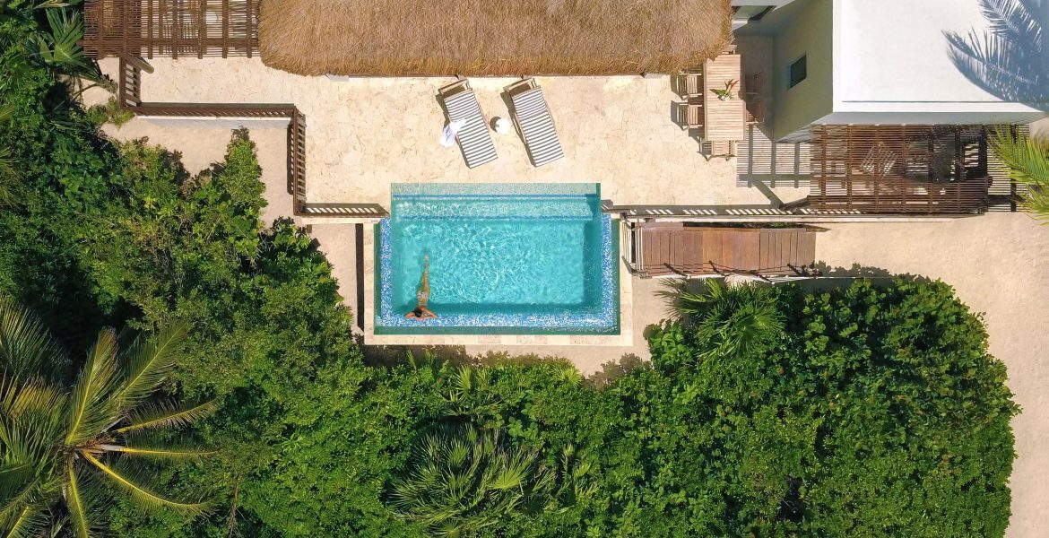 aerial-view-small-pool-two-loungers-jungle