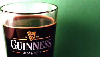 St. Patrick's Day Guinness Beer