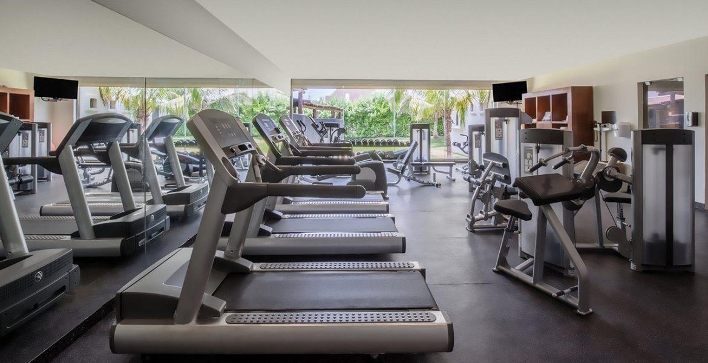 gym-fiesta-americana-condesa-cancun-beach-hotel