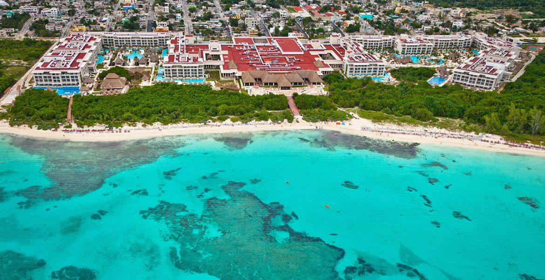 aerial-view-Paradisus-La-Perla-Playa-Del-Carmen