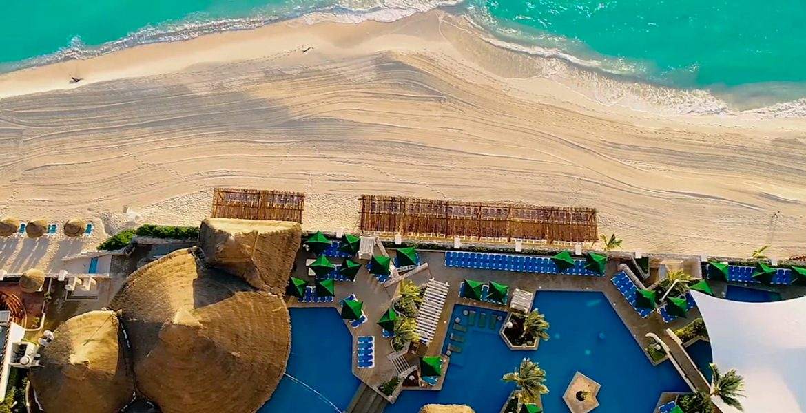 aerial-view-Royal-Solaris-Cancún-All-Inclusive