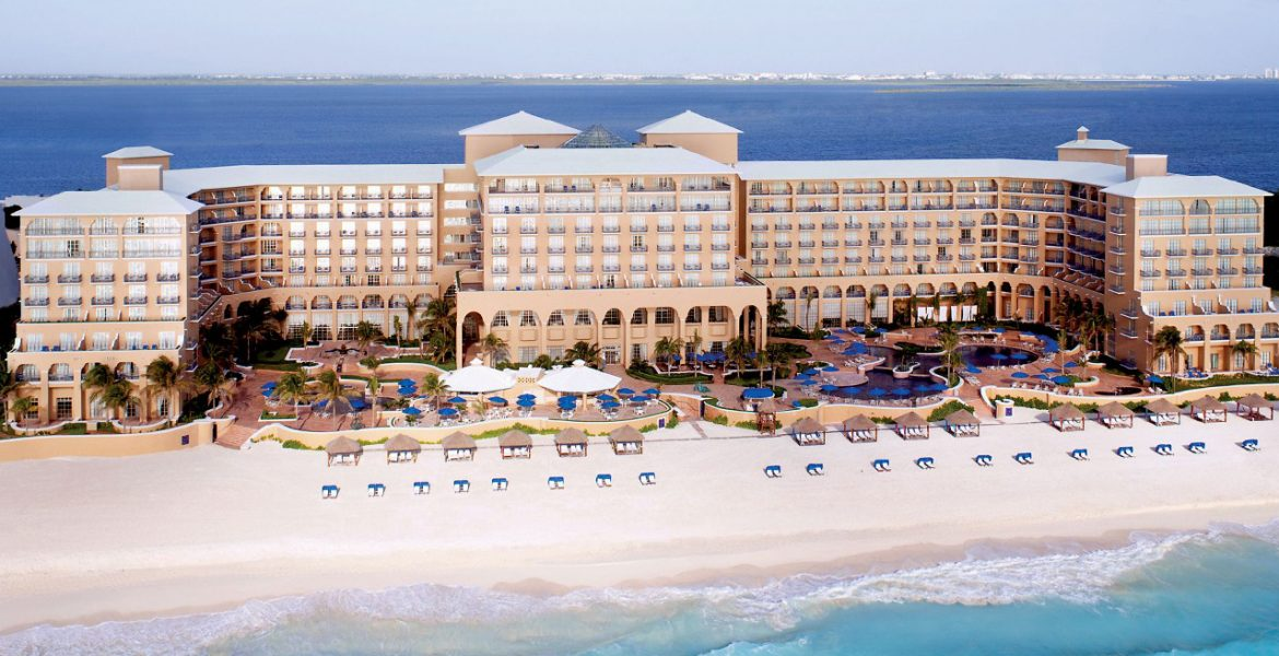 aerial-view-ritz-carlton-hotel-cancun