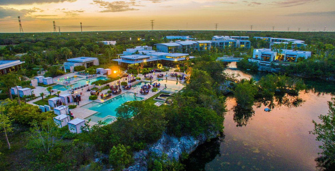 aerial-view-andaz-mayakoba-resort-playa-del-carmen-mexico