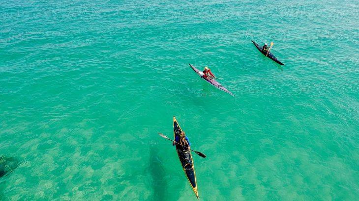 kayak-with-kids-owen-island-cayman-islands-activities