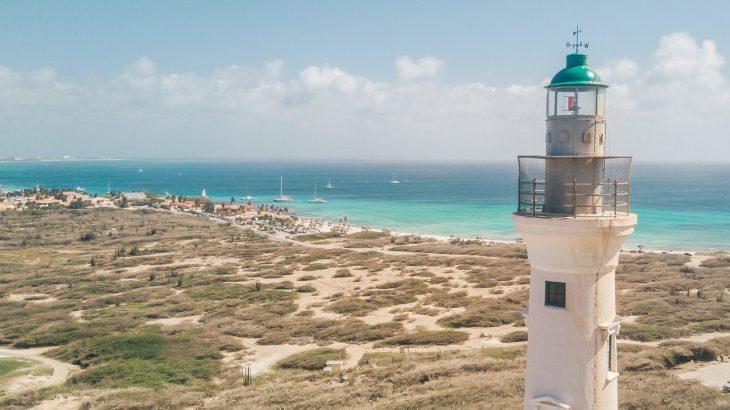 california-lighthouse-aruba-carribean-beach-vacation