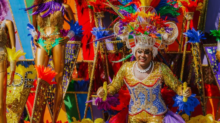 man-carnival-costume-red-yellow-aruba