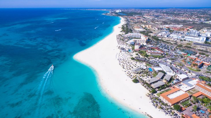 aerial-view-aruba-beach-hotel-zone