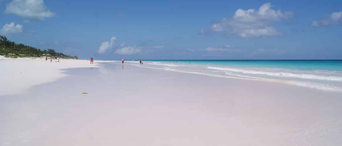 Harbour Island Pink Sand Bahamas