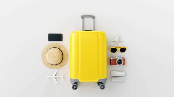 best travel bags luggage suitcases