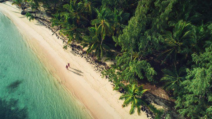 beach-aerial-view-best-beaches-dominican-republic