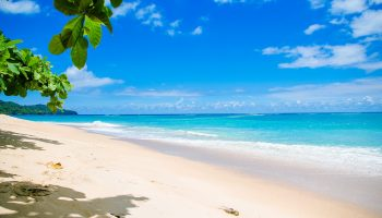 white-sand-beach-blue-skies