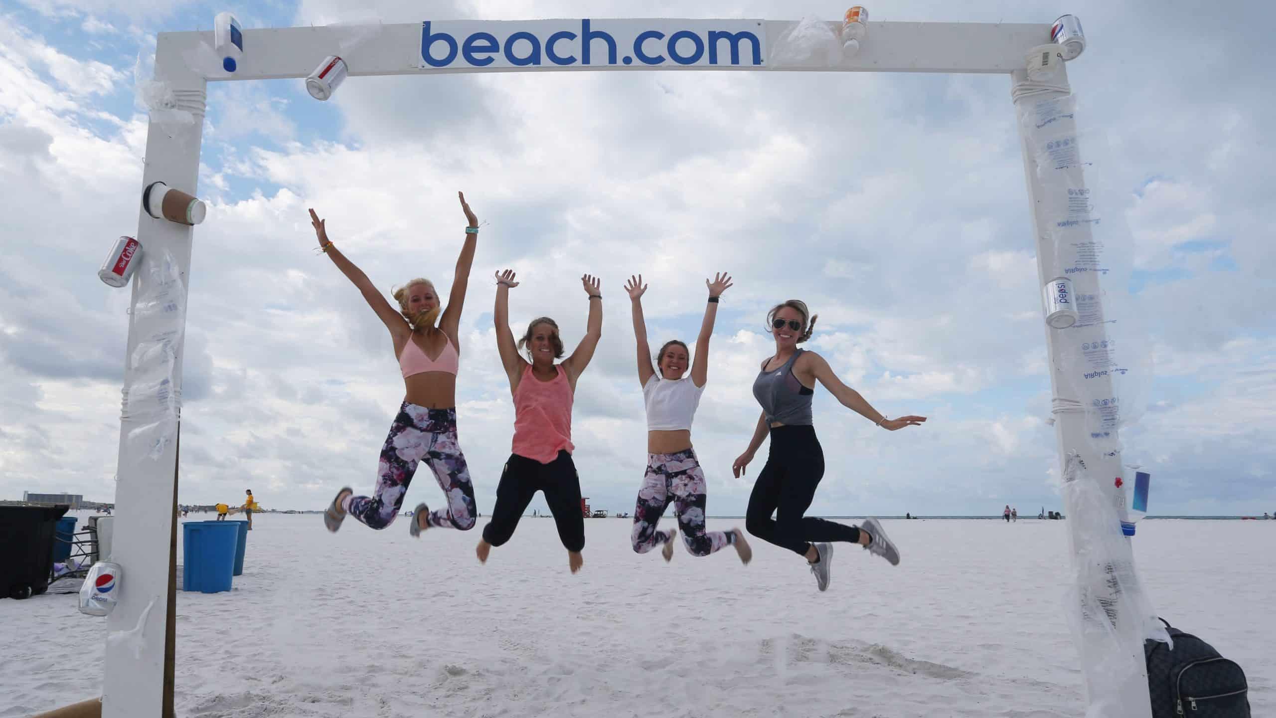 beach.com world oceans day beach cleanup event