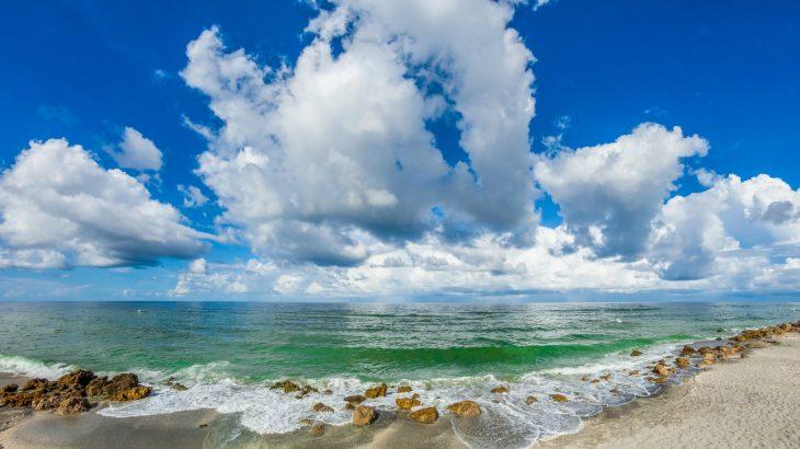 beaches near sarasota fl caspersen beach